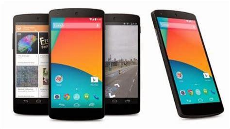 Hp Nexus Dan Spesifikasi harga 4 hp android kitkat murah berkualitas terbaru