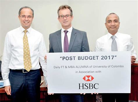 Hsbc Mba Careers by Hsbc Strategic Partner For Daily Ft Colombo Uni Mbaa Post