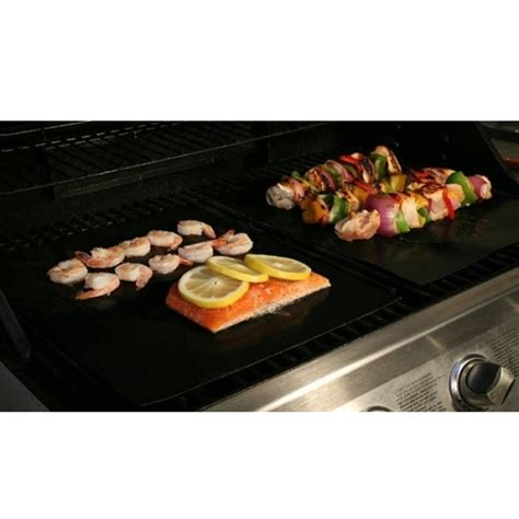 easy barbeque grill mat kertas pemanggang bbq black jakartanotebook
