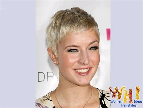 hairstyles for very short thin hair with short edges best short haircuts for very thin hair archives best