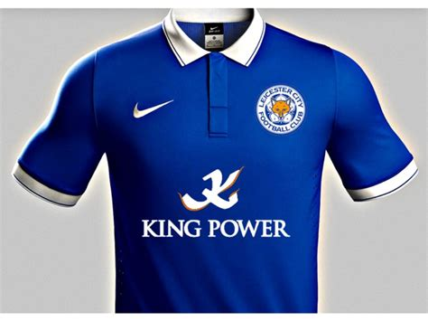 Leicester City Home 15 leicester city 14 15 home kit bpl 14 15 home kits