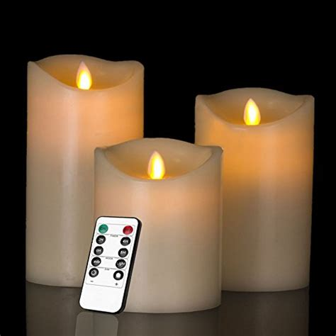 Electronic Candle Led best flameless candles moving out of top 12 2018