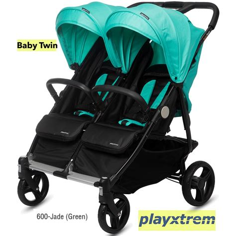 silla gemelar baby twin