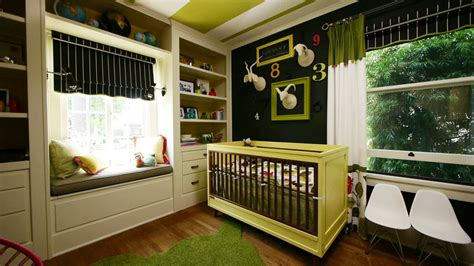 room themes welcoming the baby with the best baby nursery ideas