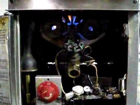 dean fryer pilot light cecilware fryer