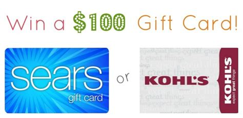 Living Social Kohl S Gift Card - ebates giveaway