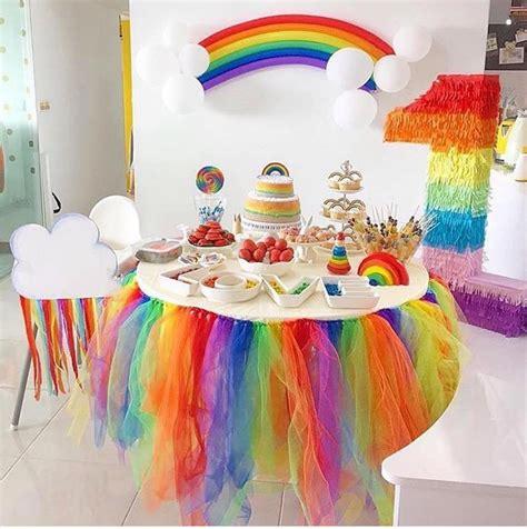 101 fiestas ideas para fiestas tem 225 ticas de arcoiris