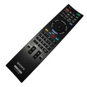 sony replacement rm yd034 remote for kdl 46ex501