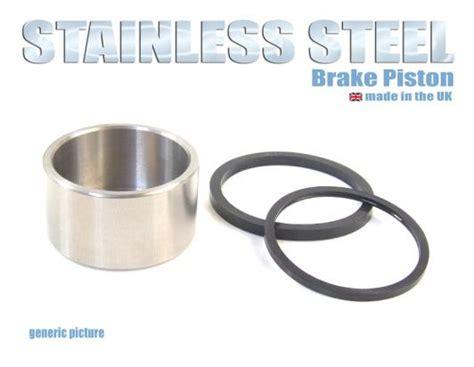 Piston Kyc No 08 honda cg 125 es5 es6 es7 es8 05 08 stainless steel piston and seals front caliper parts at