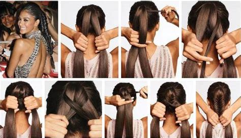hairstyles step by step guides how to create hairstyles how to make easy and stylish hair style step by step diy