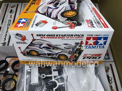 Tamiya Starter Pack Ma Power Spec tamiya 18647 1 32 mini 4wd pro jr starter pack ma chassis