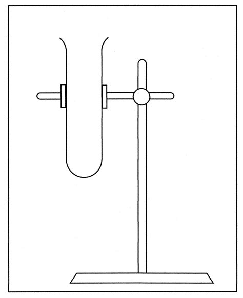 Diagram Of Retort Stand test holder diagram