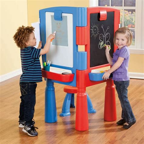 little tikes art desk and easel little tikes 2 in 1 art desk easel review