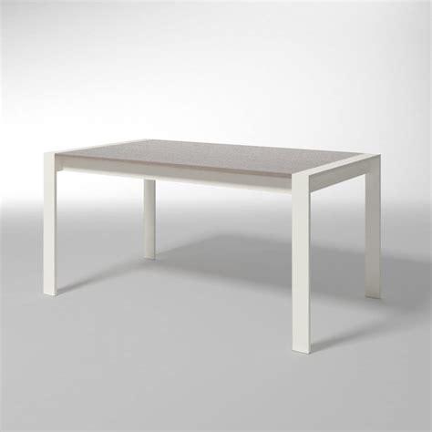 tavoli per cucine moderne tavolo rettangolare allungabile per cucine moderne idfdesign