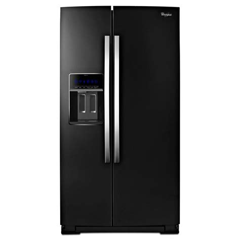 whirlpool under cabinet ice maker whirlpool 36 in w 19 9 cu ft by refrigerator