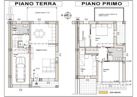Pianta Casa Bifamiliare by Bevadoro Bifamiliari Trifamiliari Calligione