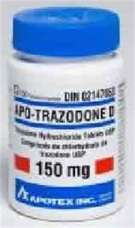 trazodone for sedation term side effects trazodone trazodone desyrel emedexpert