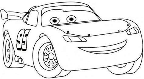 Lightning Mcqueen Color Page 14 coloring pictures lightning mcqueen print color craft