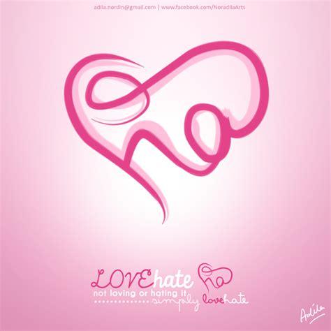 Adila Premium lovehate by adila on deviantart