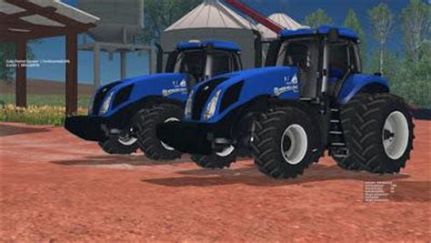 T 8 Ls by New T8 270 Br Ls15 Farming Simulator 2015 15 Mod