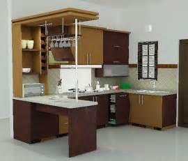 Kitchen Settings Design Desain Dapur Minimalis Modern Nulis
