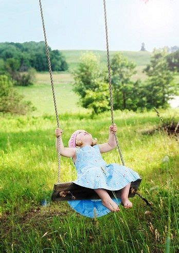 crystal swing happy days 124 best little girl on swing photography images on