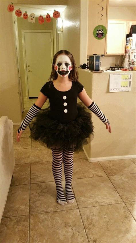 diy marionette costume this is so cool i wish i had this fnaf marionette costume me marionette