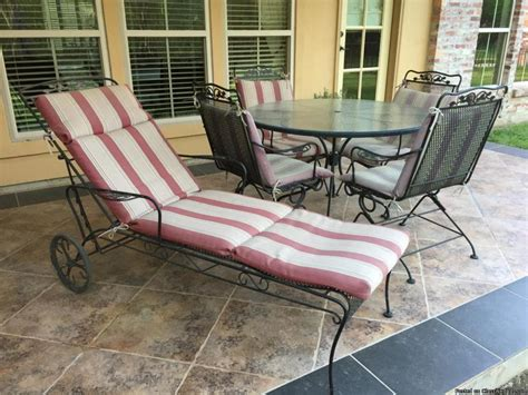 iron patio furniture for sale antique wrought iron furniture for sale classifieds