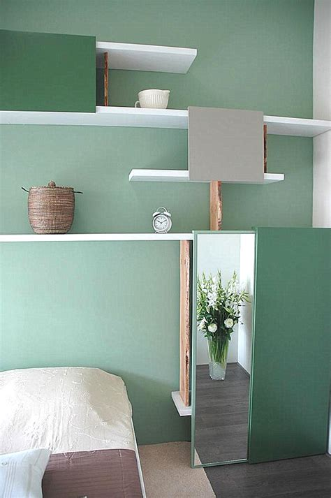 mint green bedroom back to pastel interior design that takes the cake