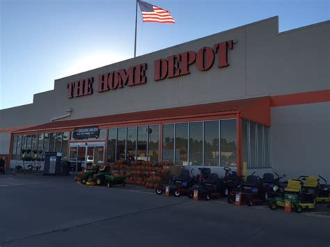 the home depot lufkin tx company profile