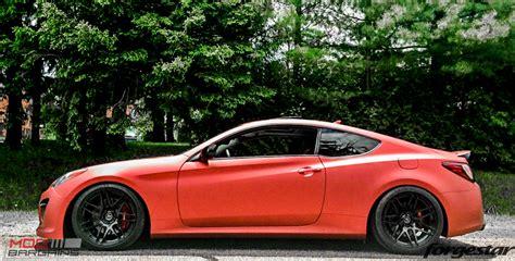 Hyundai Genesis Wheels by Forgestar F14 Wheels For Hyundai Genesis Coupe 18in 19in