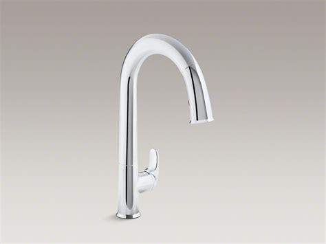 sensate touchless kitchen faucet kohler 174 sensate touchless kitchen faucet domain