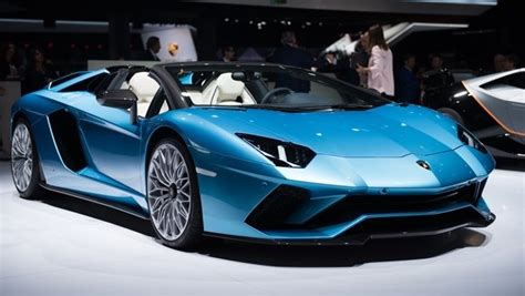 lamborghini aventador s roadster 2018 precio 2018 lamborghini aventador s roadster review top speed