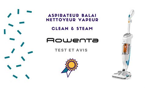 Rowenta Clean And Steam by Rowenta Clean And Steam Avis Test Et Meilleur Prix