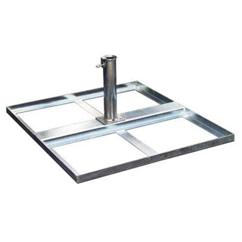 piastrelle acciaio scolaro base ombrellone acciaio per piastrelle cod 4139
