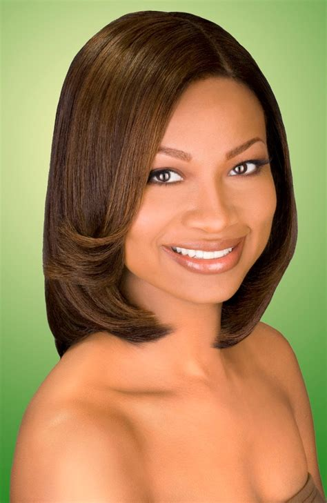 picture of shoulder length hair on african american women 59 medium length wedding hairstyles for 2016 magment