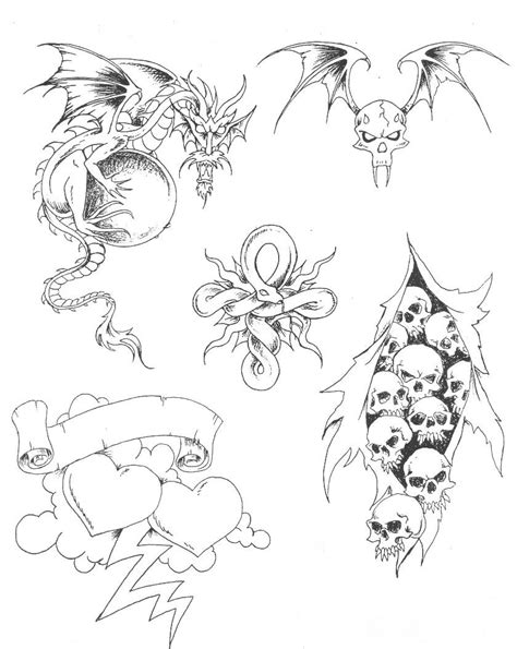 tattoo flash with outlines outlines tattoo 171 outlines 171 flash tatto sets 171 tattoo