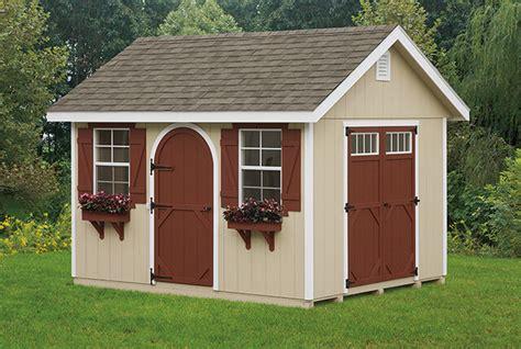 craft sheds storage sheds cedar craft storage solutions