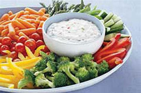 vegetables dip the best vegetable dip recipe just a pinch recipes
