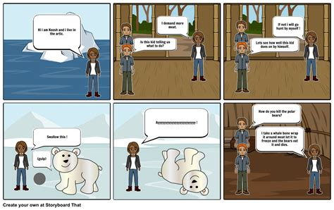 The Story Of A the story of keesh storyboard by aliking101