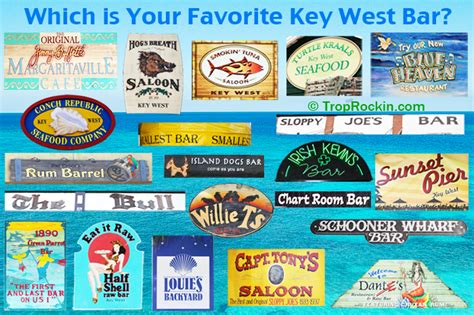 top 10 bars in key west top 5 key west bars you don t want to miss