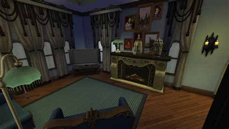 mod the sims the modern victorian mod the sims gothic victorian 2bed 2 bath