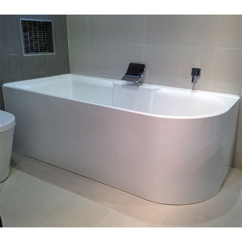 corner soaking bathtub aqua freestanding corner bath rhs 1700mm highgrove bathrooms