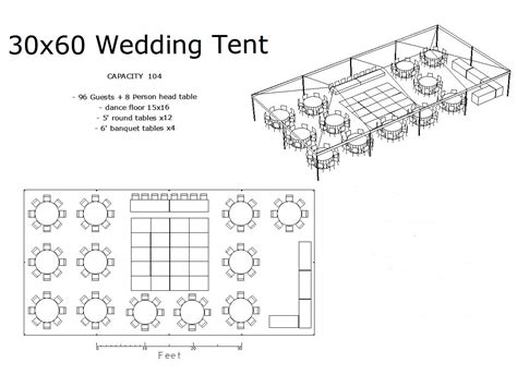event tent layout tent layouts for 100 to 120 people