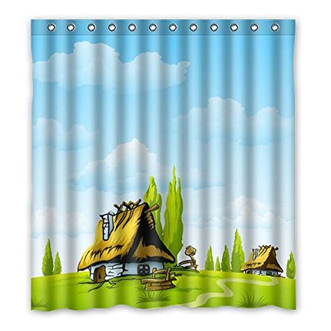 discount christmas shower curtains popular holiday shower curtain buy cheap holiday shower