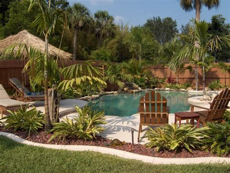 100 Spectacular Backyard Swimming Pool Designs Pictures Tropical Backyard Ideas