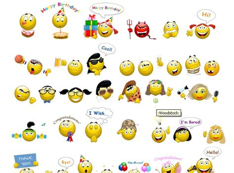 Whatever Emot using smileys in wordpess freewebmentor