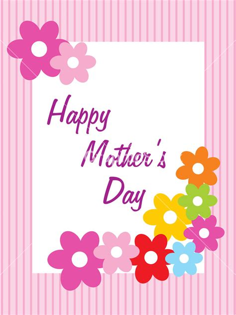 cute mothers day cards happy mother day card