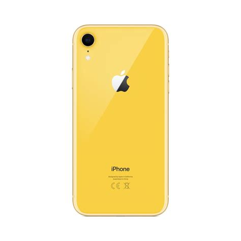 iphone xr gb yellow iphone xr iphone apple