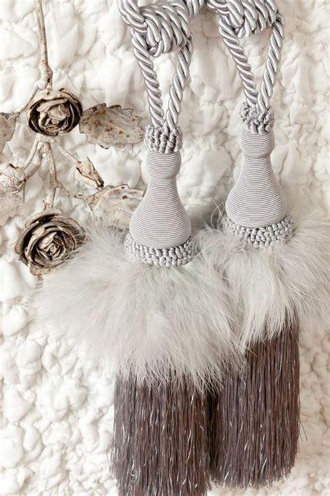vorhang quasten gardinen dekorationsvorschl 228 ge dekoideen f 252 r fenster und